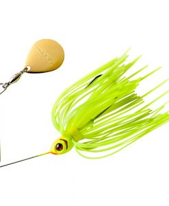booyah single blade chartreuse